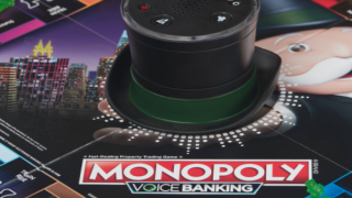 This New Monopoly Has A Voice-controlled Bank And Doesn't Use Any Cash