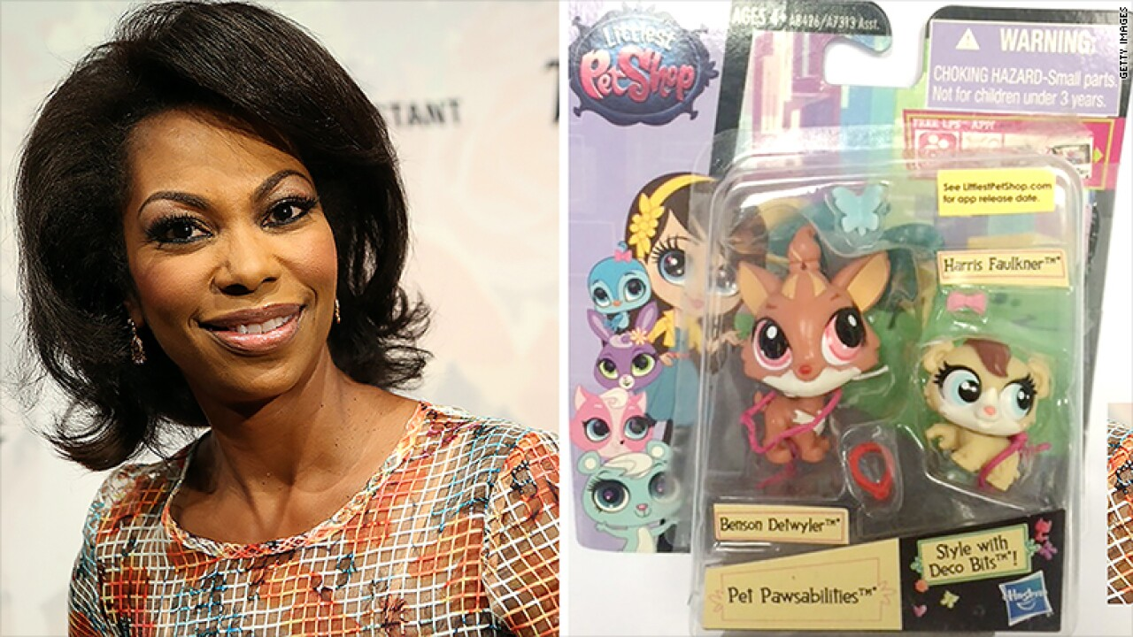 Fox News anchor sues toy company over 'demeaning plastic rodent' doll