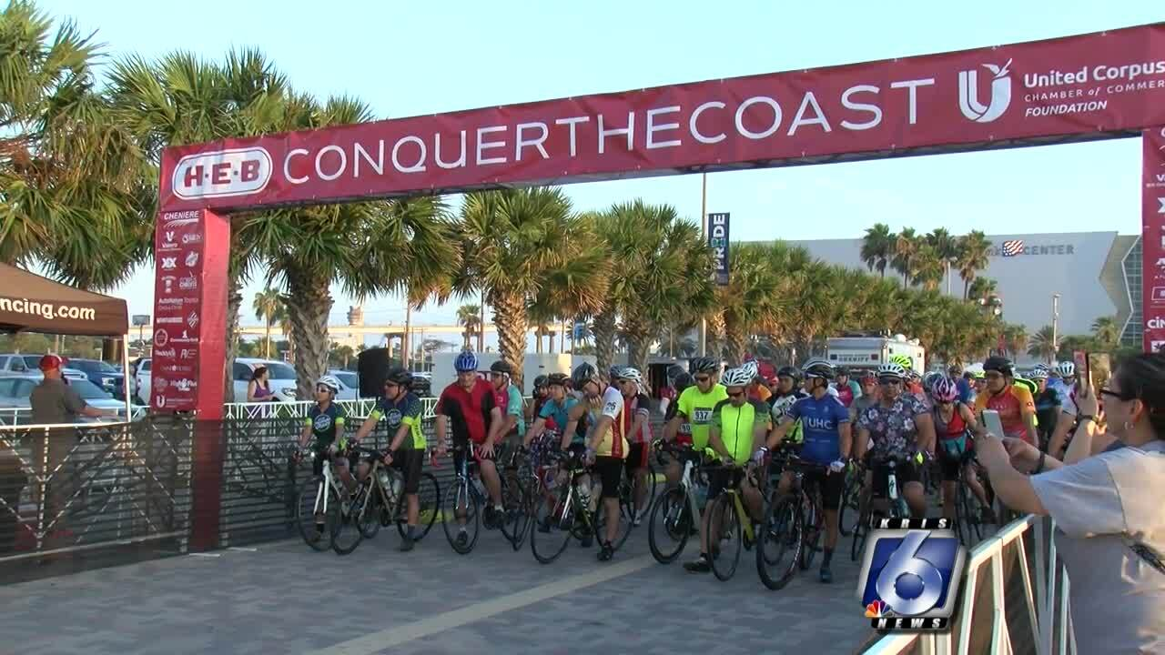 Conquer the Coast