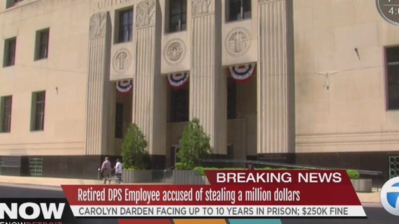 Fmr. agent for DPS charged with stealing $1M+