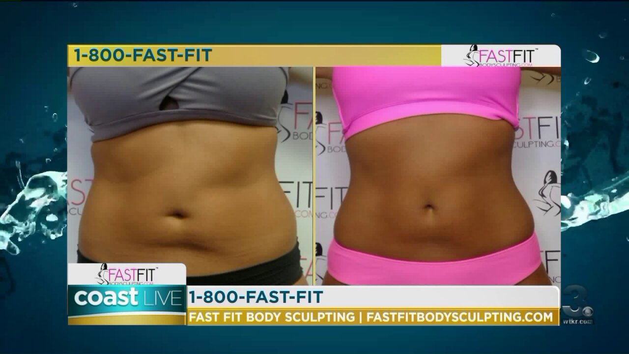 Talking with a doctor about light technology that can help you lose stubborn fat on CoastLive