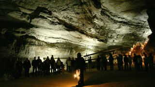 Mammoth Cave guide works to fund memorial for ancestors