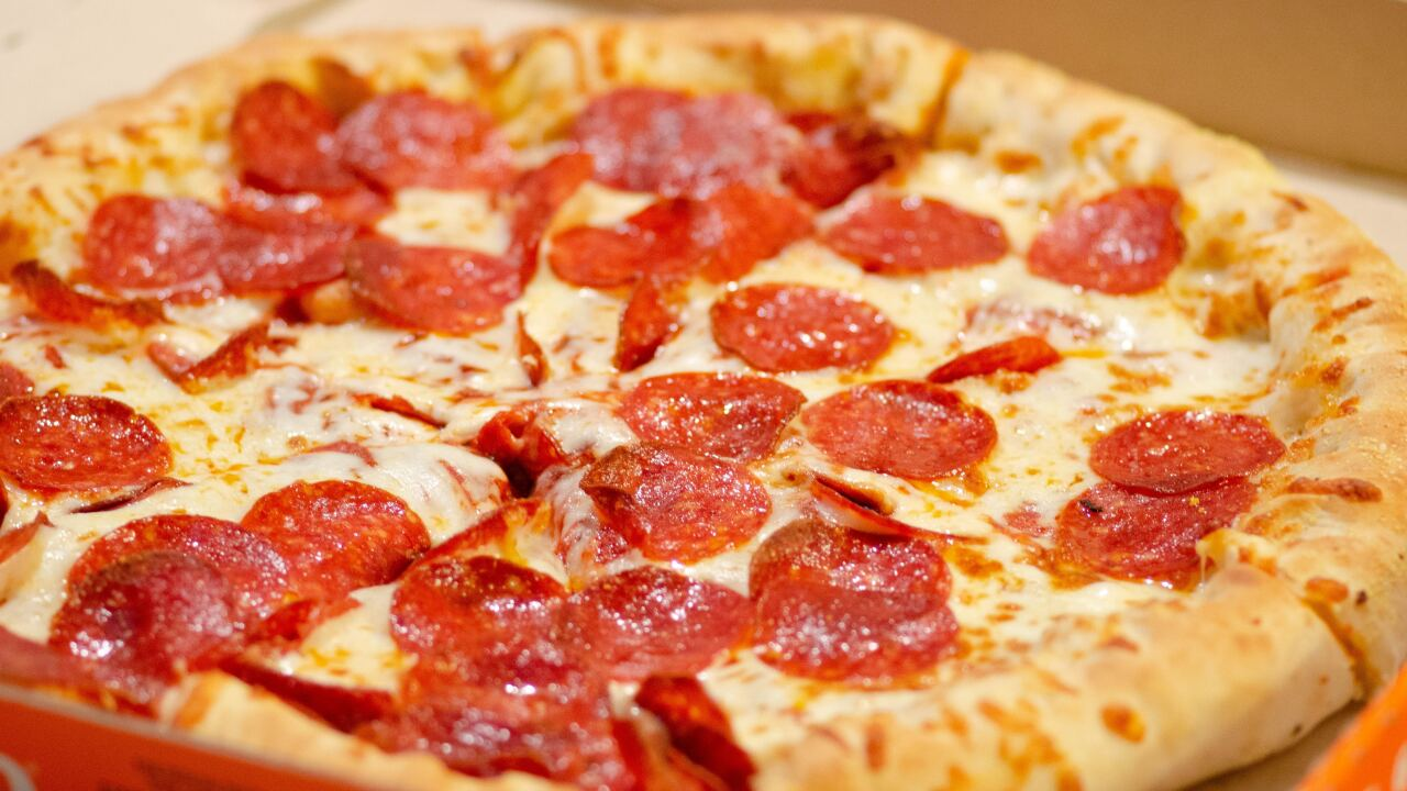 File image of Pizza.