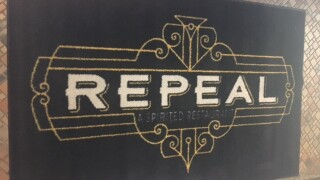 PHOTOS: A look inside Repeal restaurant