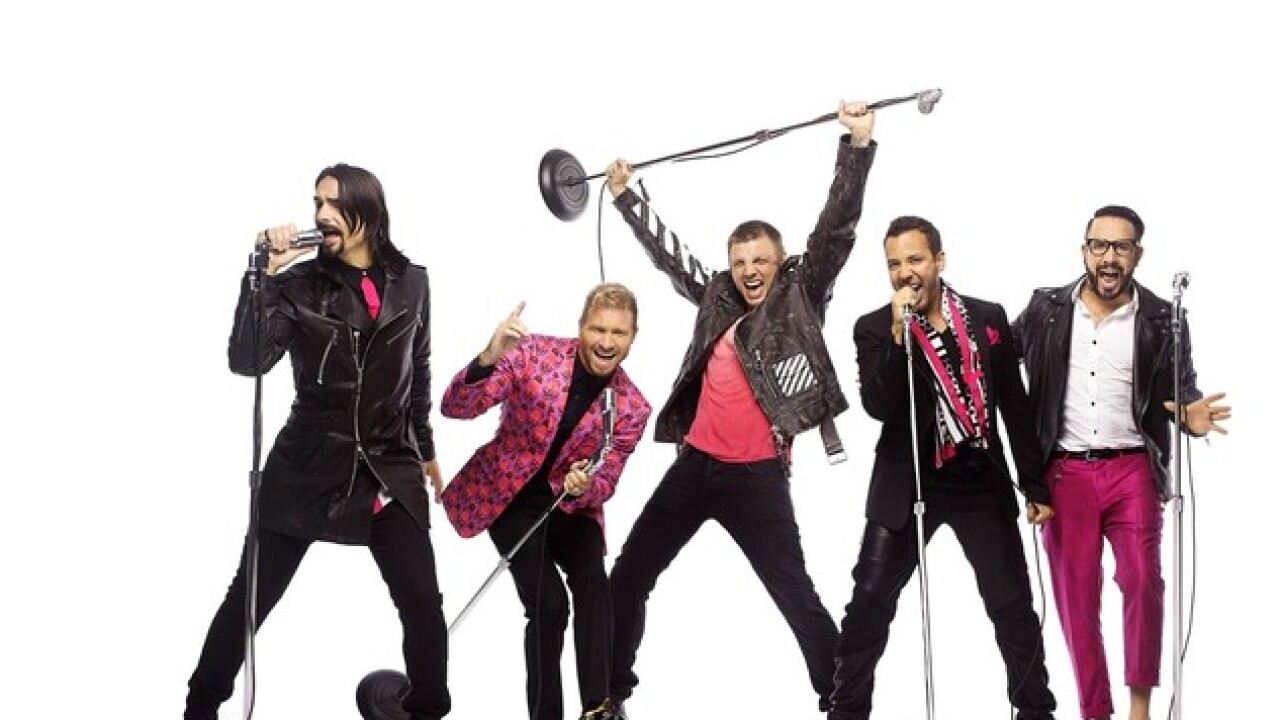Backstreet Boys announce additional Vegas shows