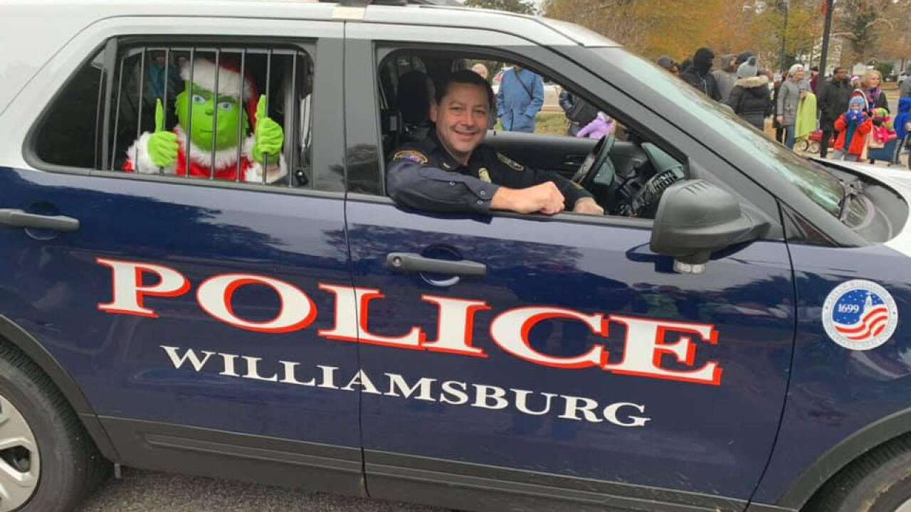 Williamsburg Police offering house checks for holidaytravelers