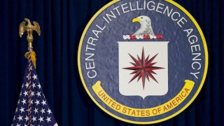 Central Intelligence Agency seal,CIA seal