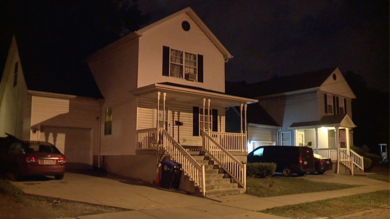 One-year-old child killed in Akron shooting on 5th Avenue.