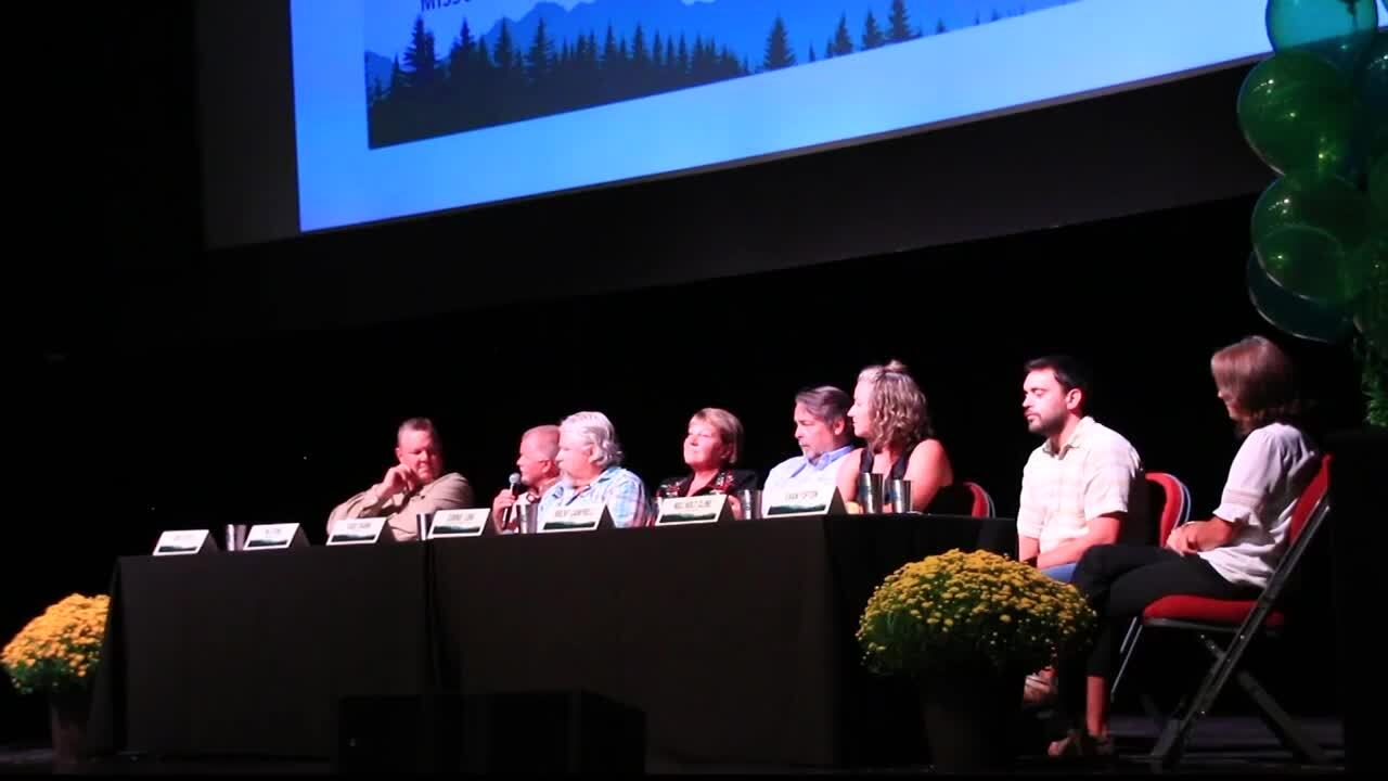 Blackfoot Stewardship Act Missoula Meeting