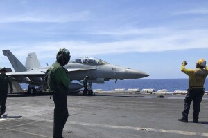 Nearly 3,000 sailors to leave carrier amid virus outbreak
