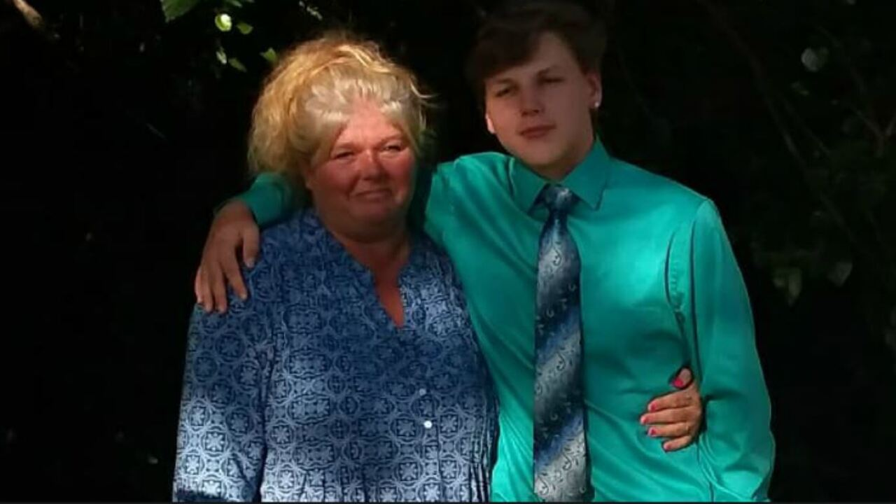 Mom mourns son killed Christmas Eve: 'He was amazing'