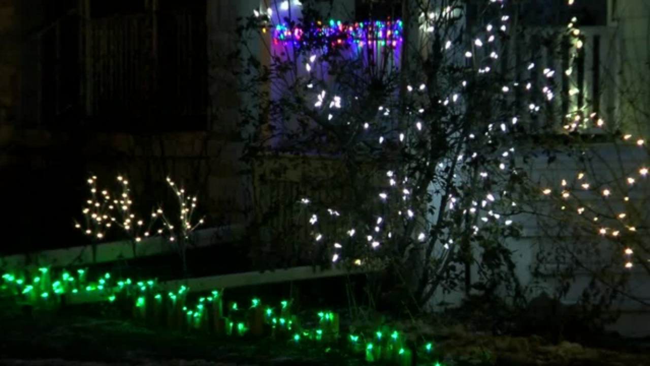 How much are your holiday lights costing you?