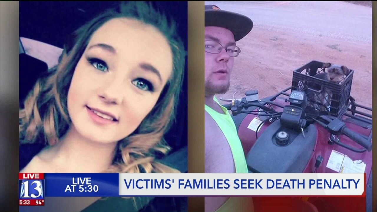 Families of Eureka teens want accused killer to face deathpenalty