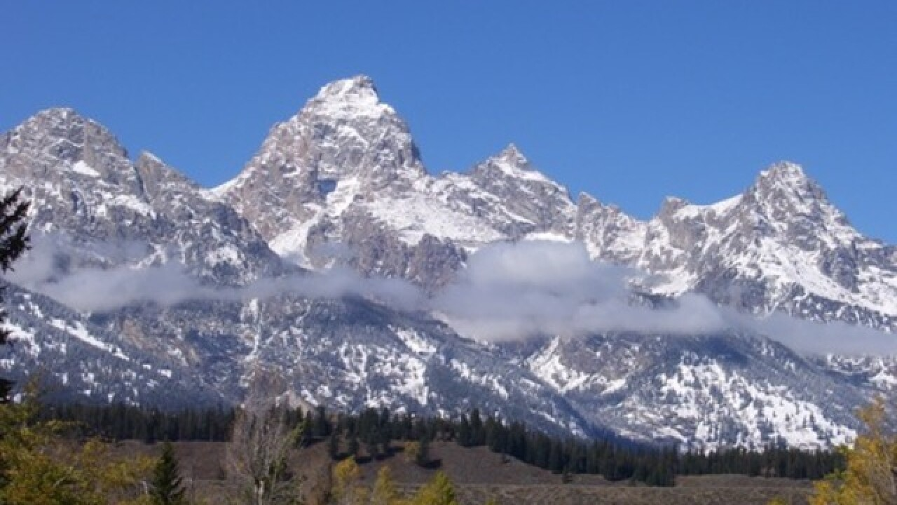 Glider crash in Grand Teton National Park kills two