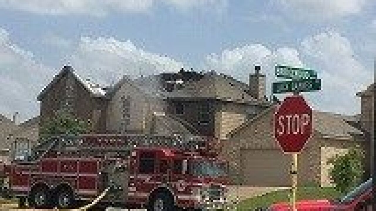 Fire causes significant damage to home in Killeen