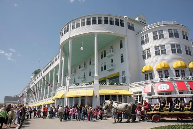 Photo gallery: Grand Hotel celebrates 130th birthday on Mackinac Island