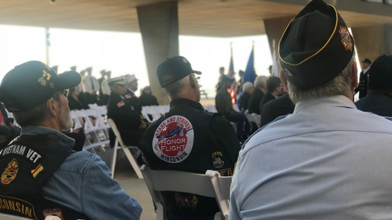 Local leaders gather to remember 9/11 attacks