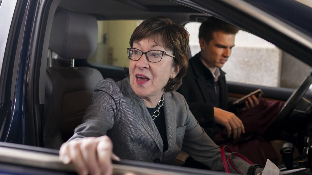 John Bolton book pressures GOP to allow Senate witnesses