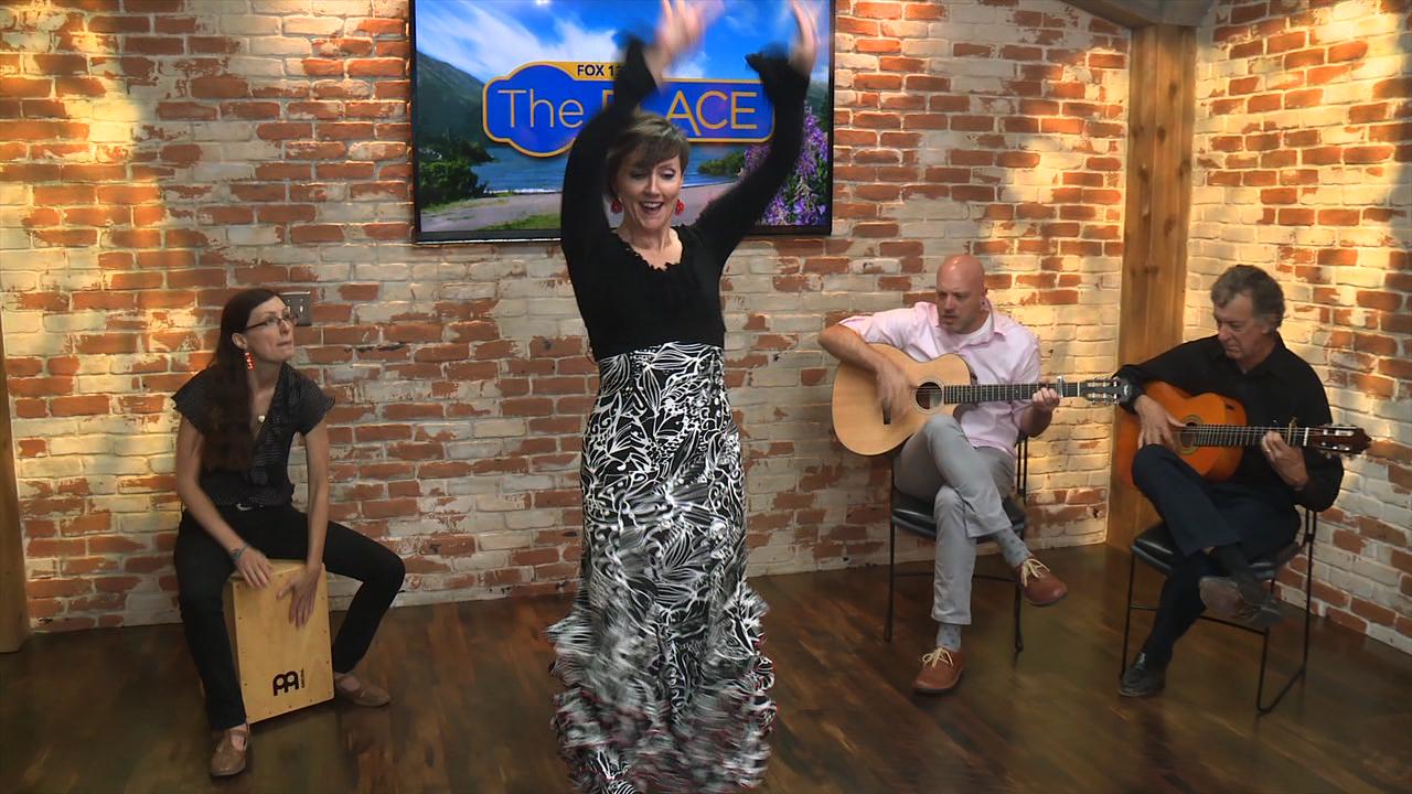 Learn the art of flamencodancing