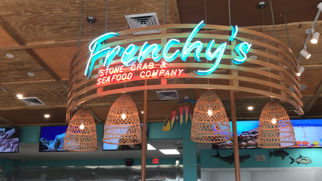 Frenchy's Seafood Market