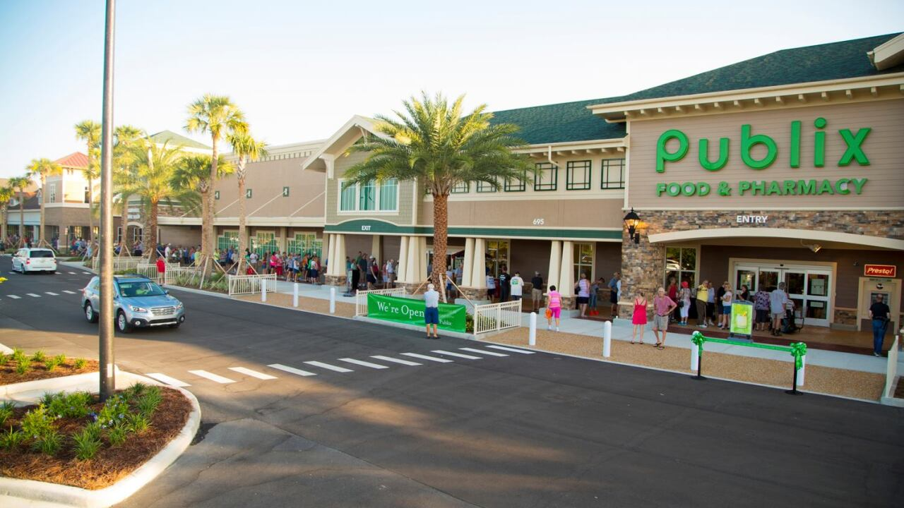 Publix not buying Martin's fuel centers, won't offer fuel perks