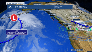 2 storms to impact Montana now through the weekend