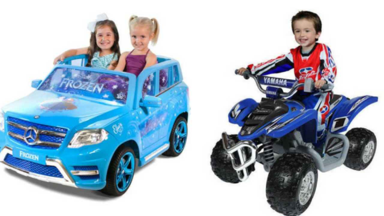 Ride-On Kids' Toys Are 65% Off At Walmart Right Now