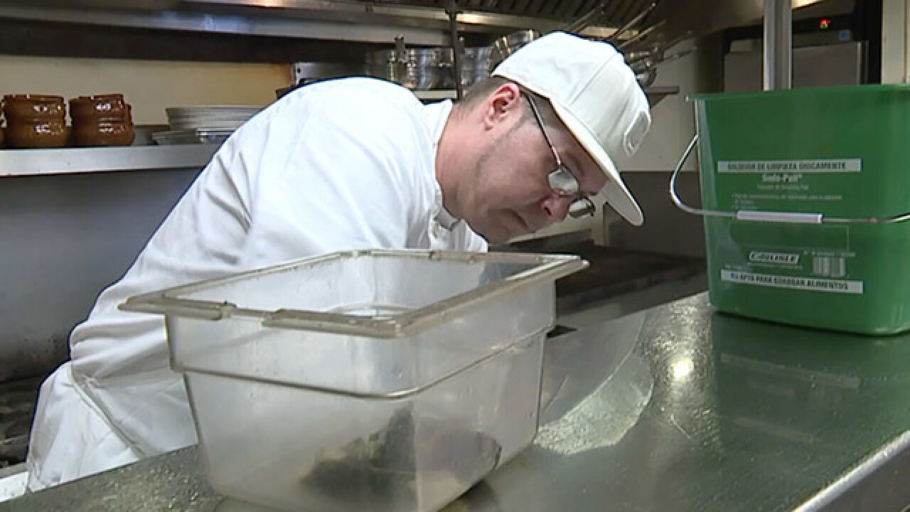 Restaurant hires, helps recovering addicts