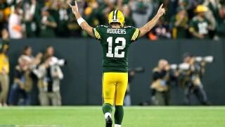 Rodgers has NFL mark for interception-free run