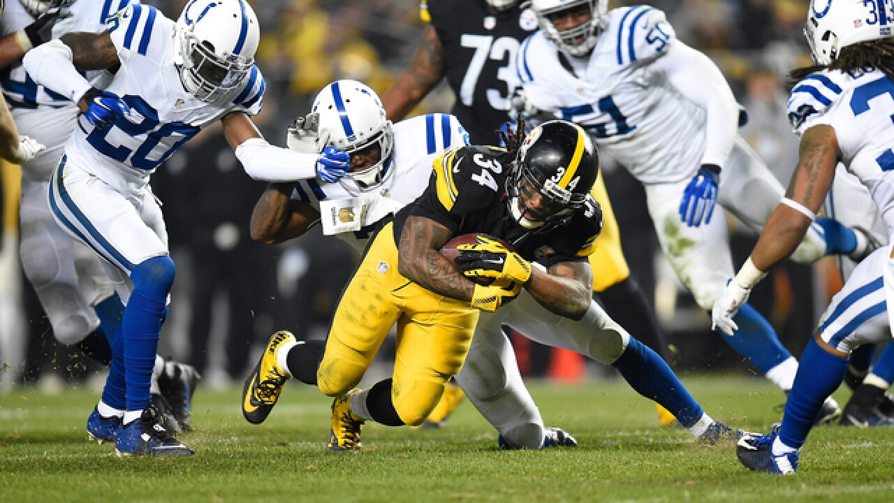 RECAP: Colts v Steelers at Lucas Oil Stadium