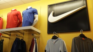 Earns Nike