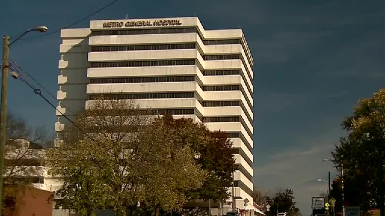 Hiring Freeze, Cuts Proposed To Save Nashville General Hospital