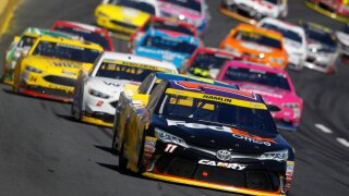 NASCAR shocks gun industry, blocks some firearm ads