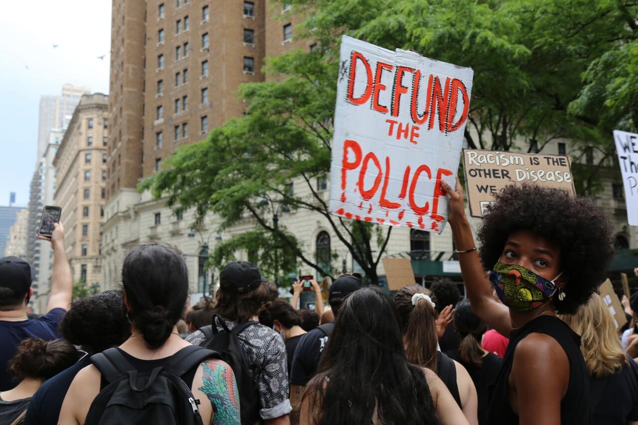 America Protests Quick Change