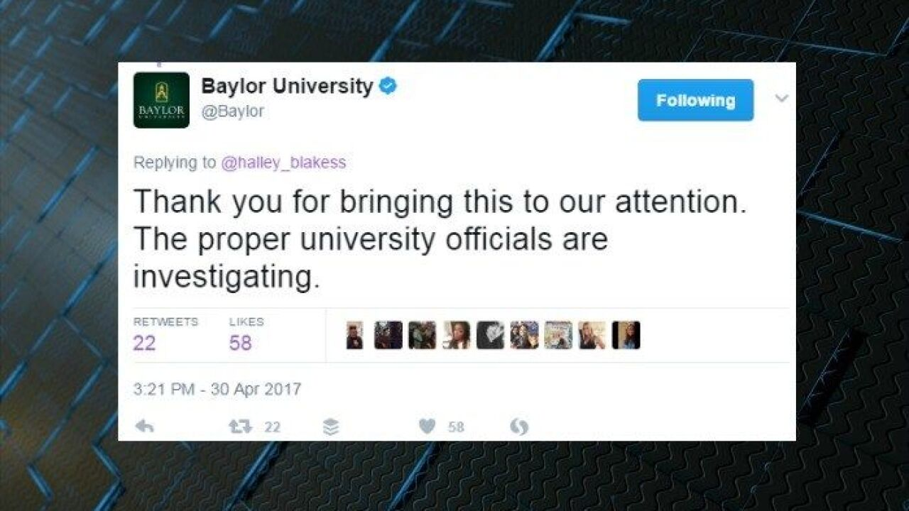 'Racially insensitive' party sparks discussion at Baylor