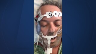 Jim Coffey spent more than two weeks on a ventilator due to COVID-19.jpg