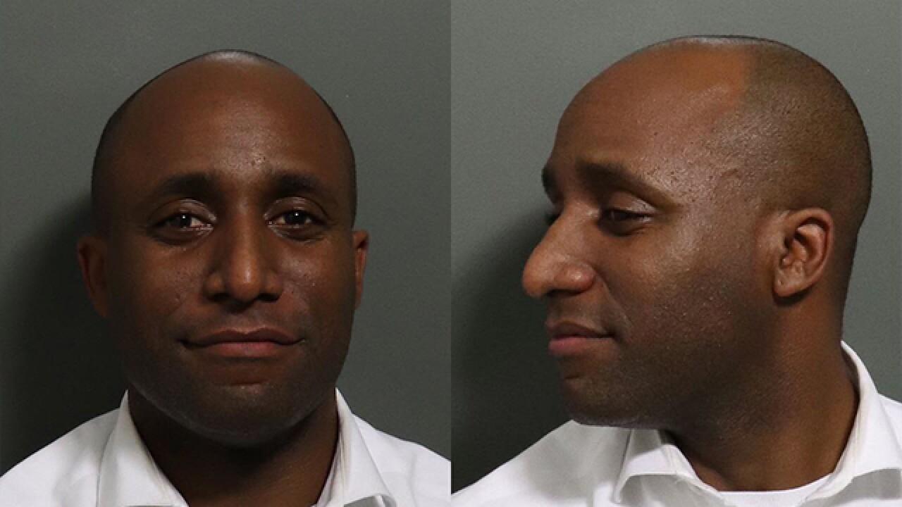 Kansas City Councilman Quinton Lucas arrested on suspicion