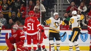 Sidney_Crosby_Pittsburgh Penguins v Detroit Red Wings