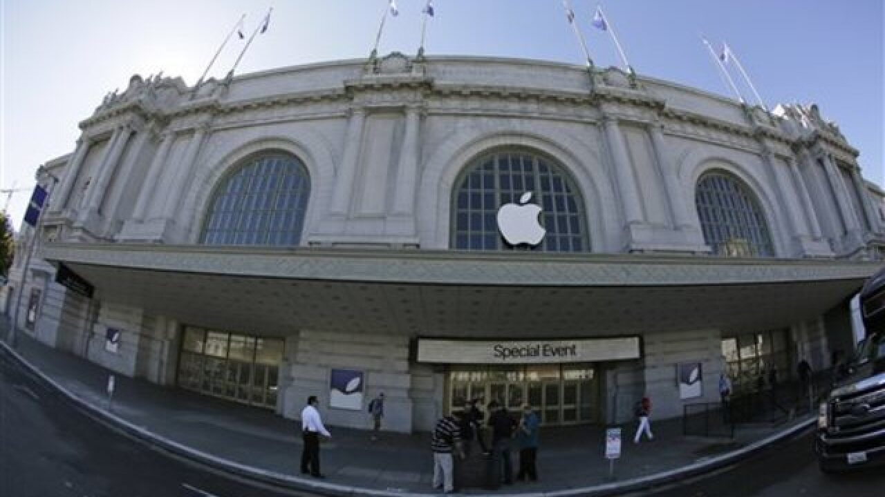Apple event focusing on iPhones, Apple TV, Siri