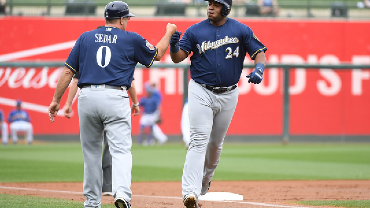 Experts predicting Brewers will take a step back in 2018