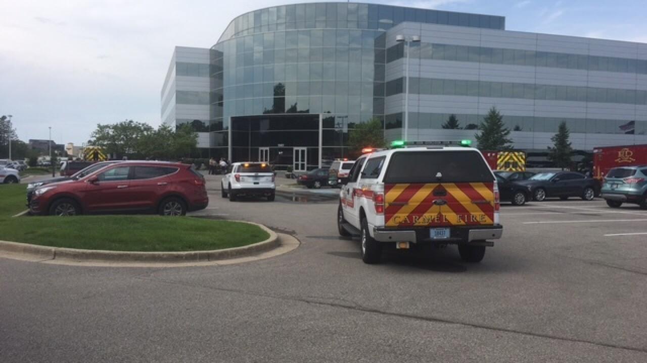 Carmel offices evacuated for odd smell, illness