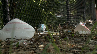 Litter piling up in Norfolk; city working to tackle issue