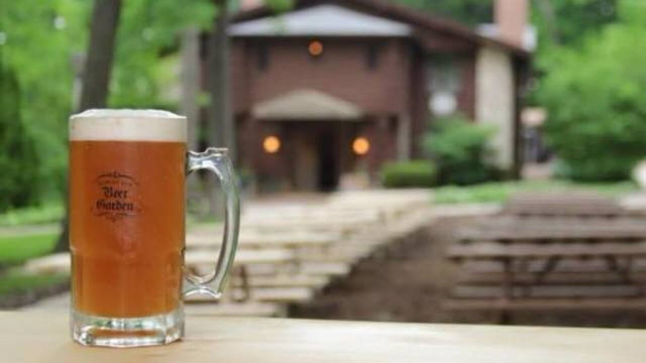 Milwaukee's top summer beer gardens
