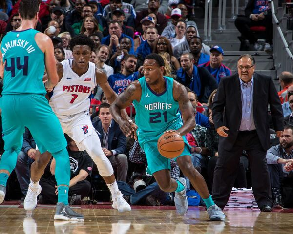 Photo gallery: Detroit Pistons win in Little Caesars home opener