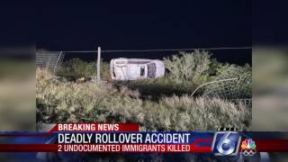Deadly Rollover crash