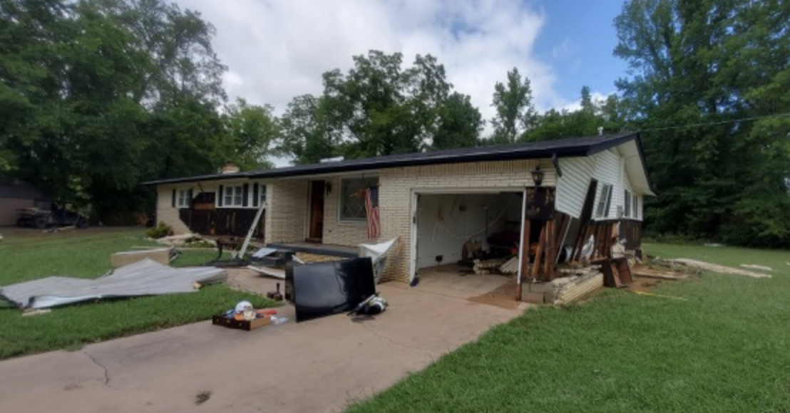 AZ family loses everything in flooding