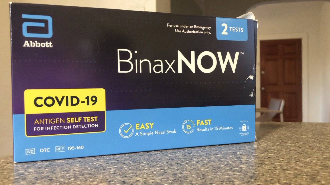 Pima County is distributing thousands of rapid COVID-19 test kits that people can take at home.
