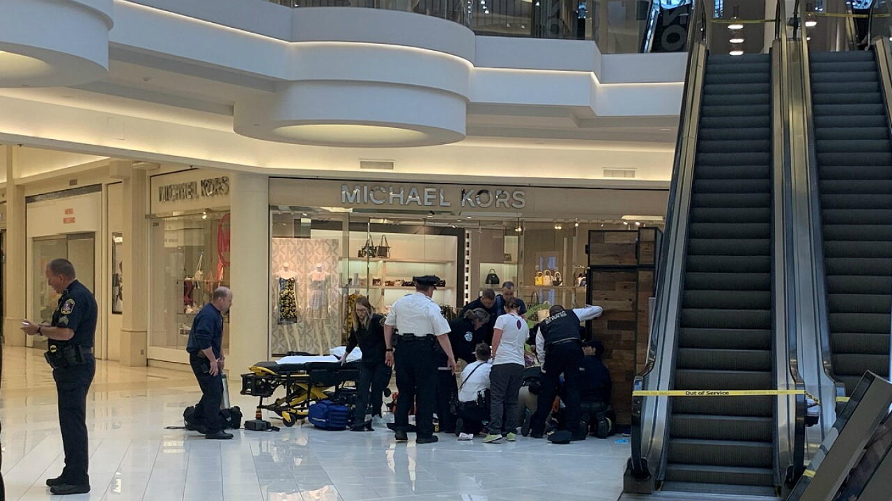 We're learning more about the man arrested for throwing child off Mall of America balcony