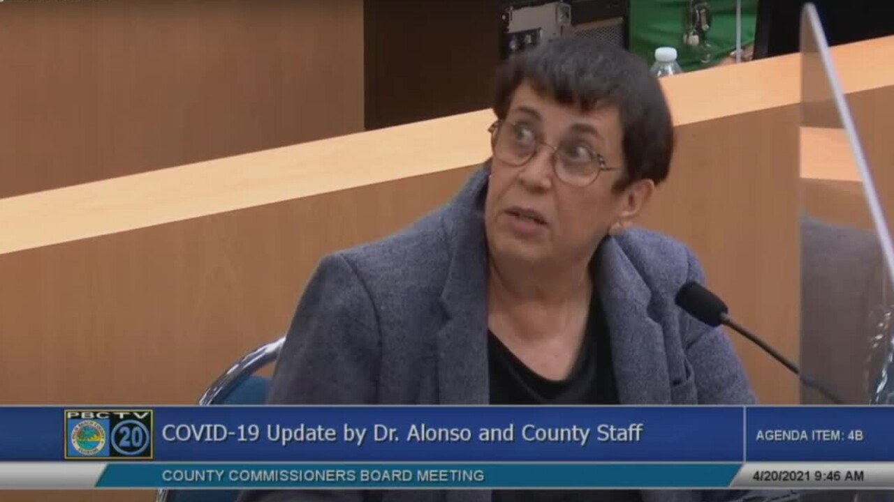 Palm Beach County health director Dr. Alina Alonso gives a COVID-19 update on April 20, 2021.jpg