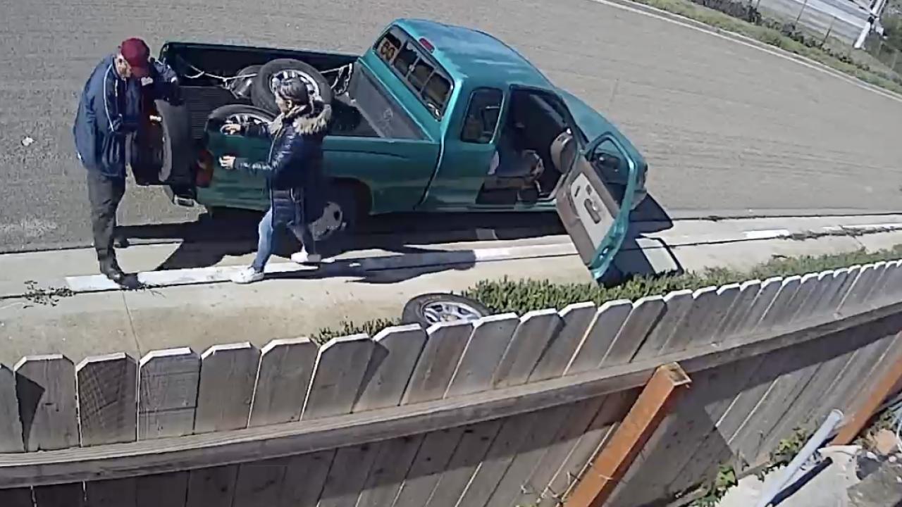 Illegal dumpings frustrate South Bay neighborhood